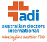 Australian Doctors International logo