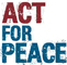 Act for Peace Logo logo