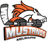 Melbourne Mustangs Ice Hockey Club Inc. logo