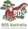 Borneo Orangutan Survival (BOS) Australia logo