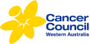 Cancer Council WA - CVRC logo